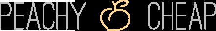 Peachy Cheap Logo